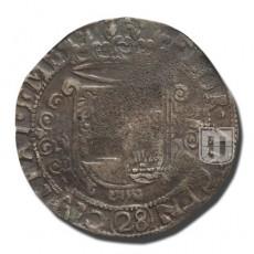 28 STUBER (2/3 Thaler - Gulden) | KM 10.2 | O