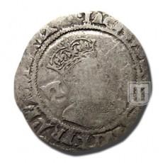 Six Pence | KM  48 | O