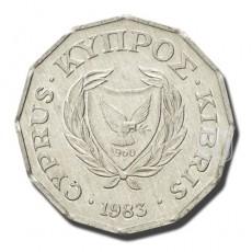 Half Cent | KM 52 | O