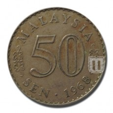50 Sen | KM 5.1 | O