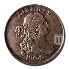 Half Cent | KM 33 | O