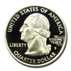 Quarter   KM # 347   O
