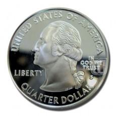 Quarter | KM # 372a | O