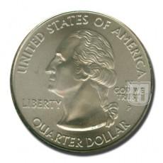 Quarter   KM # 383   O