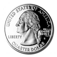 Quarter   KM # 385a   O