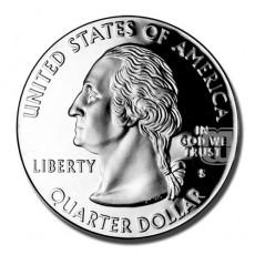 Quarter | KM # 400a | O