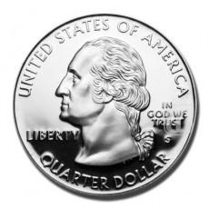 Quarter | KM # 424a | O