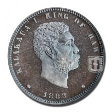 1/8 Dollar | KM 4a | O