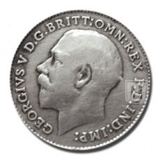 Three Pence | KM 813 | O