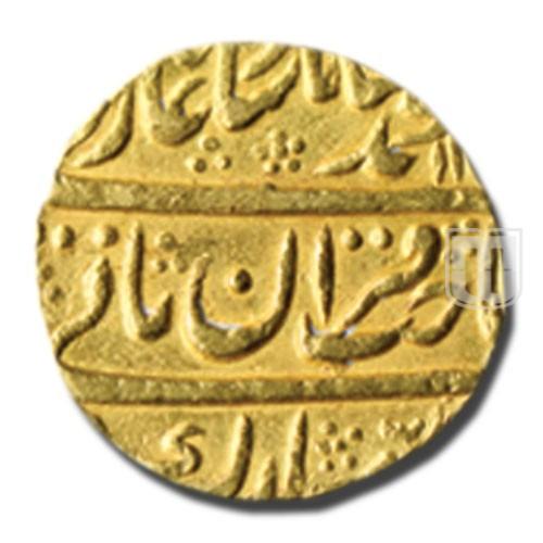 Mohur   Bombay Auctions A06/L636   O