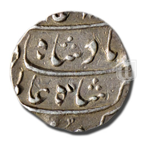 Half Rupee   Bombay Auctions A06/L564   O
