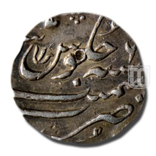 Half Rupee   Bombay Auctions A06/L564   R